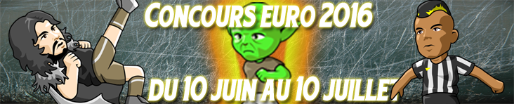 Concours Euro 2016